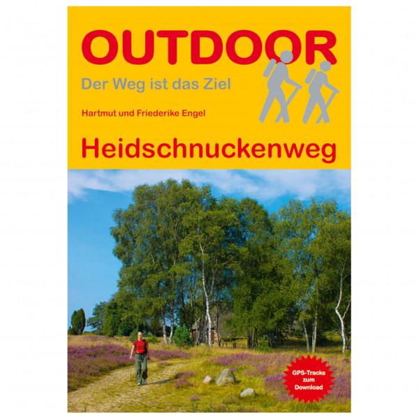 Conrad Stein Verlag - Heidschnuckenweg - Vaellusoppaat