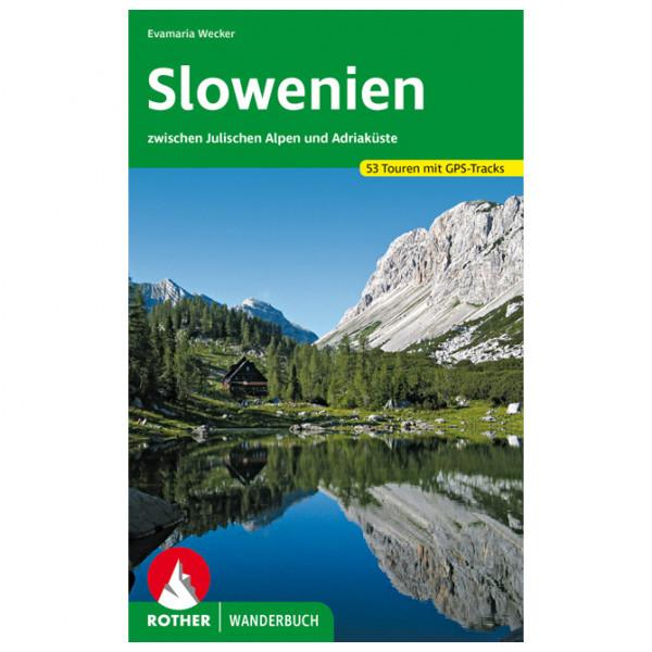 Bergverlag Rother - Slowenien - Walking guide book