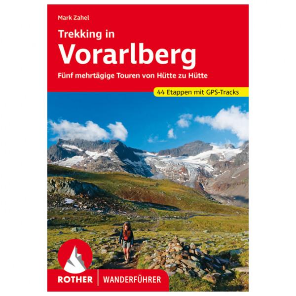 Bergverlag Rother - Trekking In Vorarlberg - Guías de senderismo