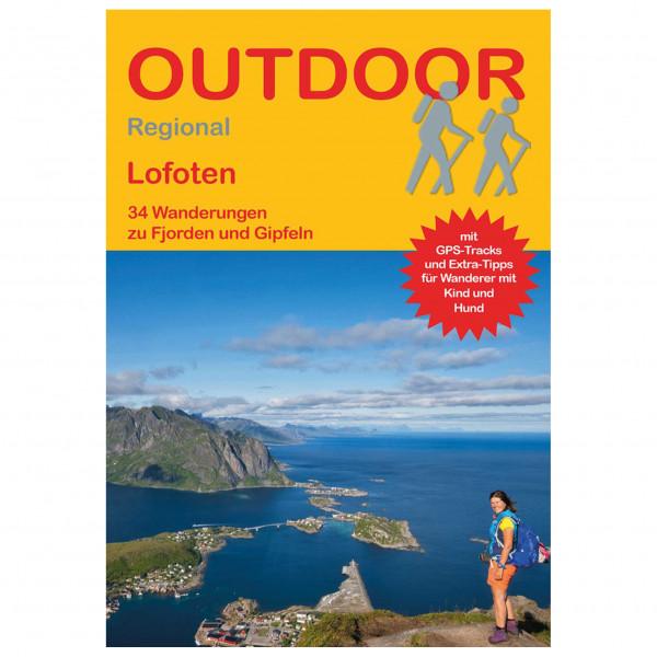 Conrad Stein Verlag - Lofoten - Walking guide book