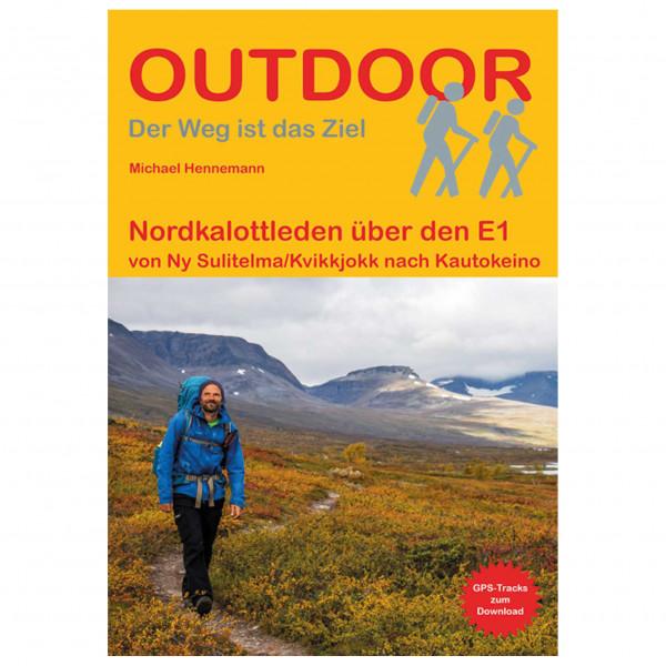Conrad Stein Verlag - Nordkalottleden Über Den E1 - Wanderführer