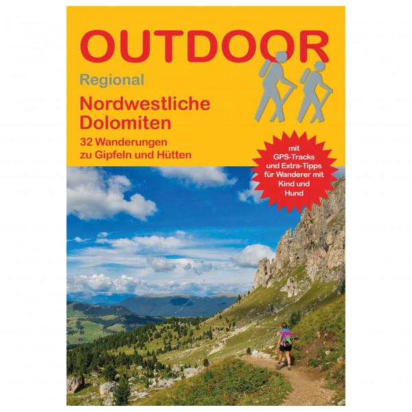 Conrad Stein Verlag - Nordwestliche Dolomiten - Walking guide book