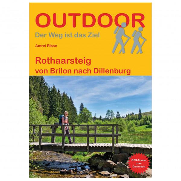 Conrad Stein Verlag - Rothaarsteig - Walking guide book