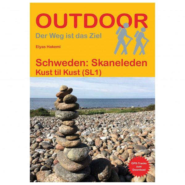Conrad Stein Verlag - Schweden: Skaneleden - Wanderführer