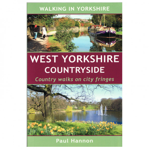 West Yorkshire Countryside - Walking guide book