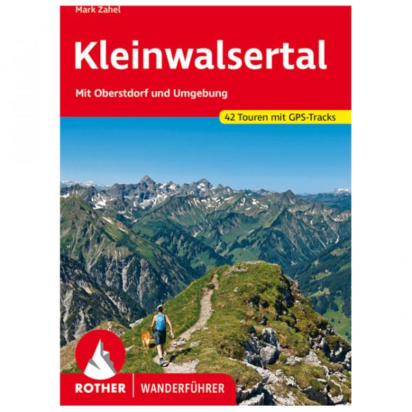 Bergverlag Rother - Kleinwalsertal - Wanderführer