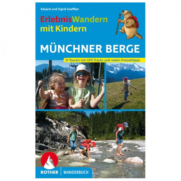 Bergverlag Rother - Münchner Berge - Walking guide book