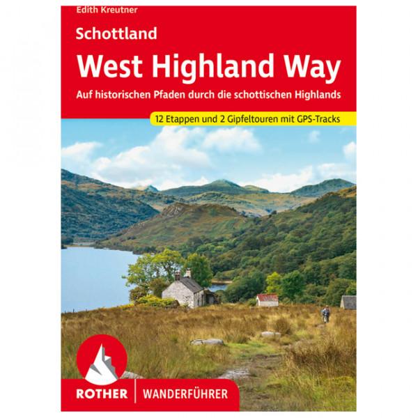 Bergverlag Rother - West Highland Way - Wanderführer