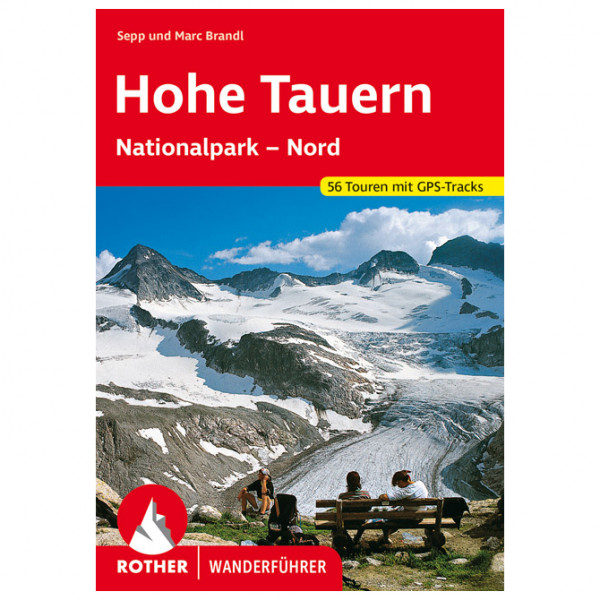 Bergverlag Rother - Hohe Tauern - Wanderführer