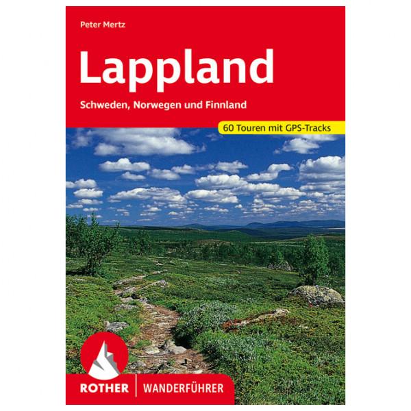 Bergverlag Rother - Lappland - Vandreguides
