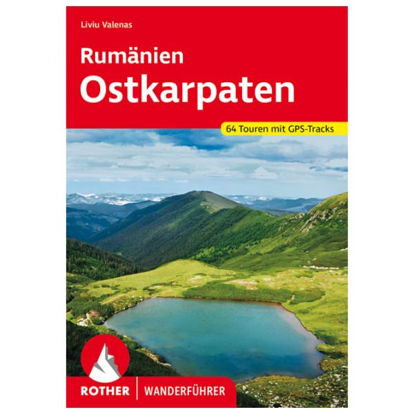 "Rum ¤nien € "" Ostkarpaten - Walking guide book"