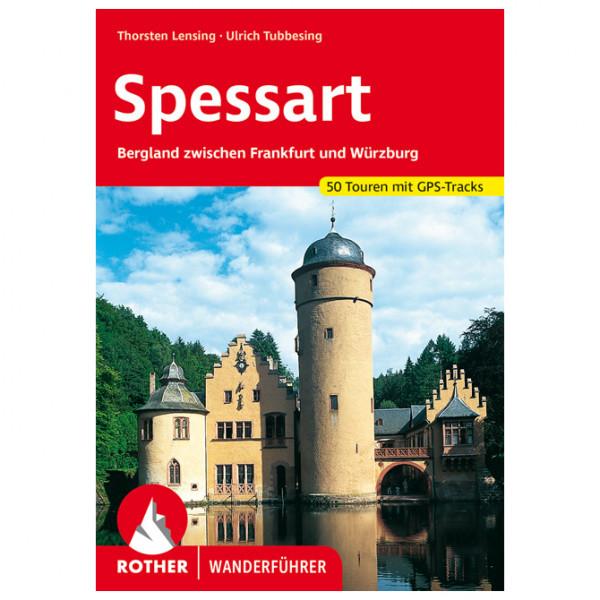 Bergverlag Rother - Spessart - Walking guide book