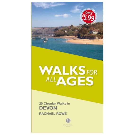 Bradwell Books - 20 Circular Walks in North East Wales - Wanderführer