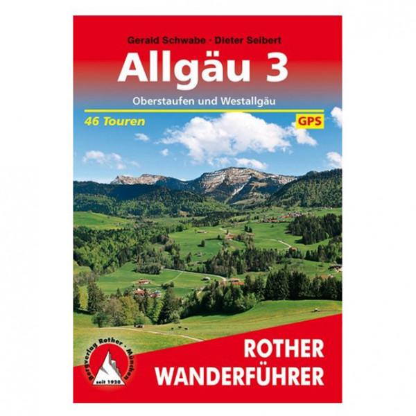 Bergverlag Rother - Allgäu 3 - Walking guide book