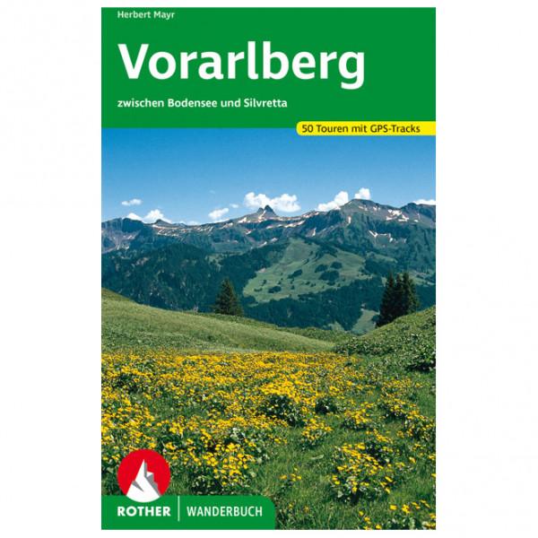 Bergverlag Rother - Vorarlberg - Walking guide book