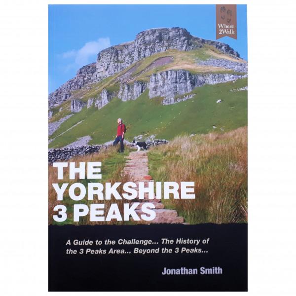 Where2Walk - The Yorkshire 3 Peaks - Wanderführer