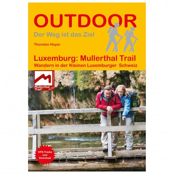 Conrad Stein Verlag - Luxemburg: Mullerthal Trail - Guías de senderismo
