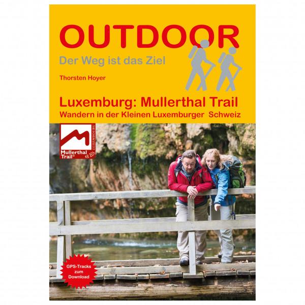 Conrad Stein Verlag - Luxemburg: Mullerthal Trail - Wanderführer