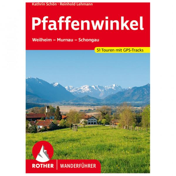 Pfaffenwinkel - Walking guide book