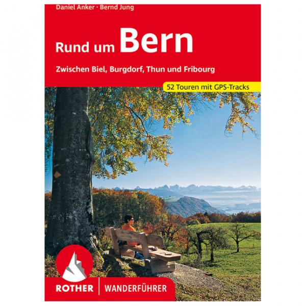 Rund um Bern - Walking guide book
