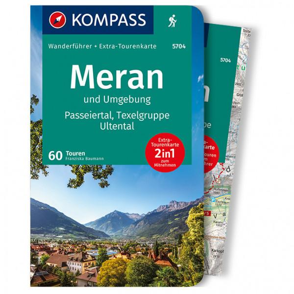 Meran (⦪ ) - Walking guide book