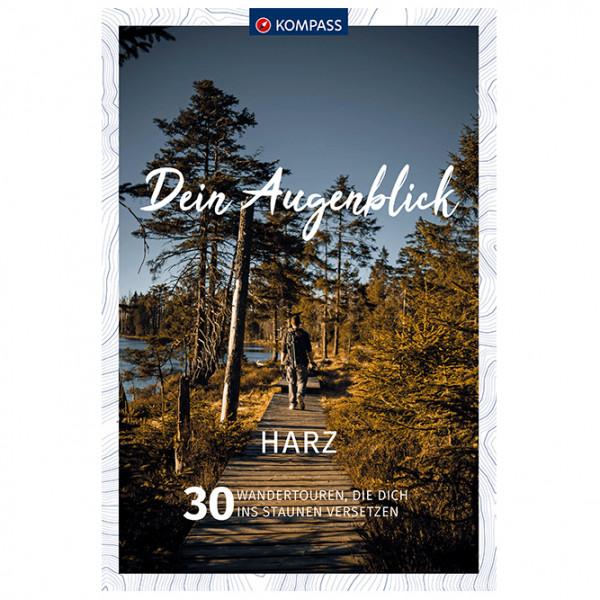 Kompass - Dein Augenblick Harz - Wanderführer