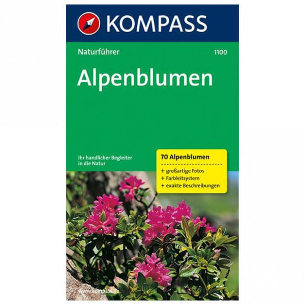 Kompass - Alpenblumen - Guides nature