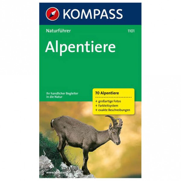 Kompass - Alpentiere - Guides nature