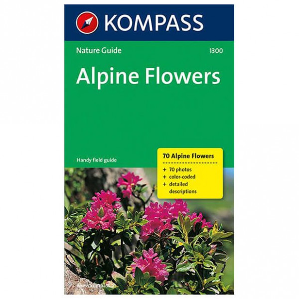 Kompass - Alpine Flowers (Alpenblumen) - Guides nature
