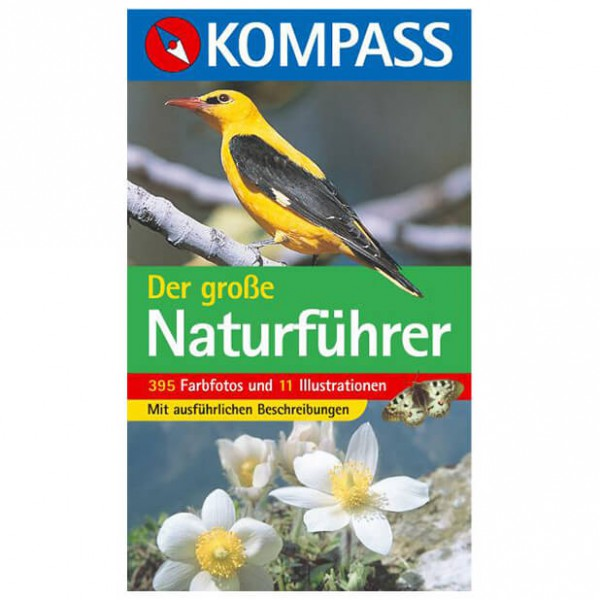Kompass - Der große Naturführer - Guías de naturaleza