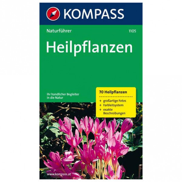 Kompass - Heilpflanzen - Nature guides
