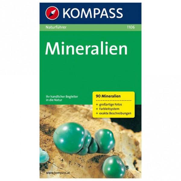 Kompass - Mineralien - Naturguider
