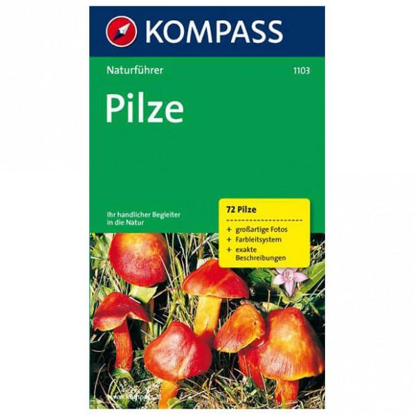 Kompass - Pilze - Naturführer