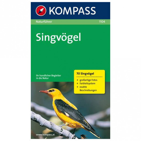 Kompass - Singvögel - Nature guides