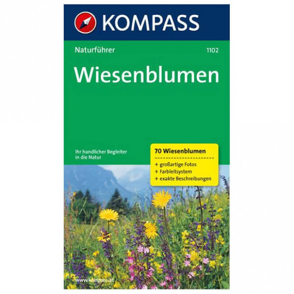 Kompass - Wiesenblumen - Naturführer