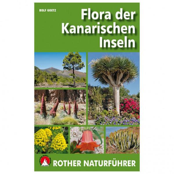 Bergverlag Rother - Flora der Kanarischen Inseln - Naturguider