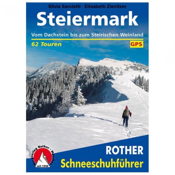 Bergverlag Rother - Steiermark - Vandreguides