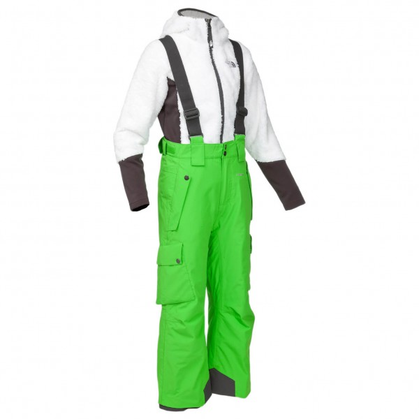 The North Face - Boy's Skilift Insulated Pant - Lumihousut