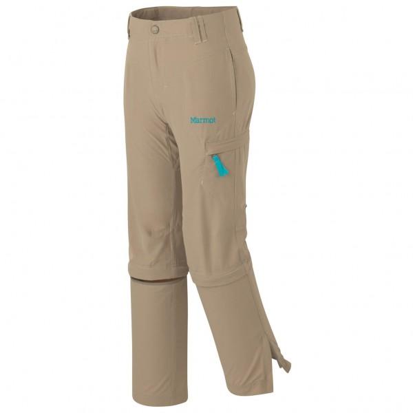 Marmot - Girl's Lobo's Convertible Pant - Trekking pants