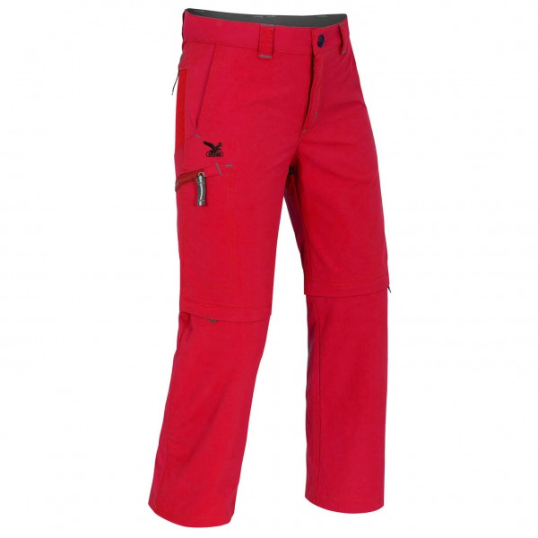 Salewa - Kids Mira Dry 2/1 Pant - Pantalon de trekking