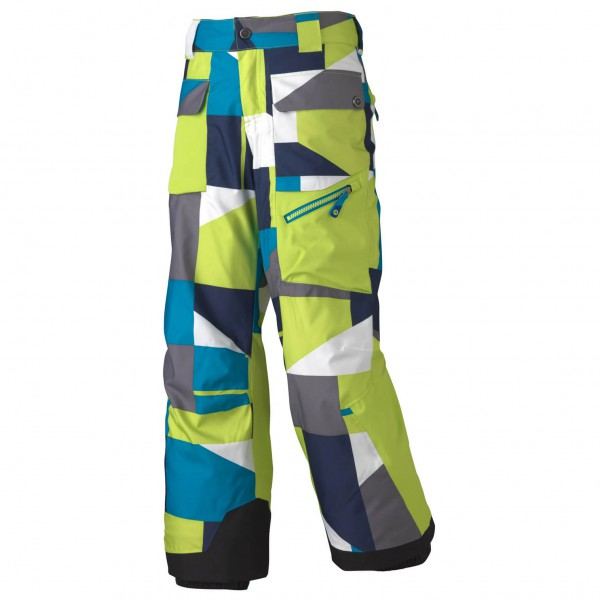Marmot - Boy's Mantra Geo Insulated Pant - Skihose