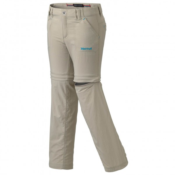 Marmot - Girl's Lobo's Convertible Pant - Walking trousers
