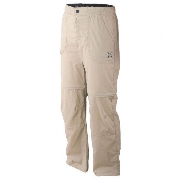 Montura - Kids Zip-off Pants