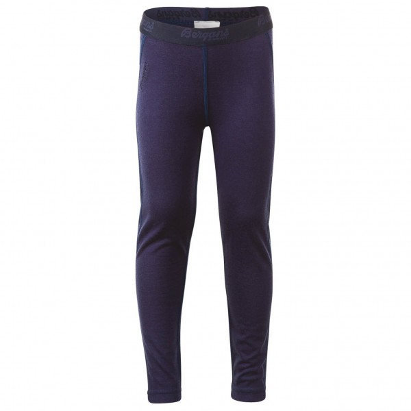 Bergans - Kids Fjellrapp Tights - Baselayer