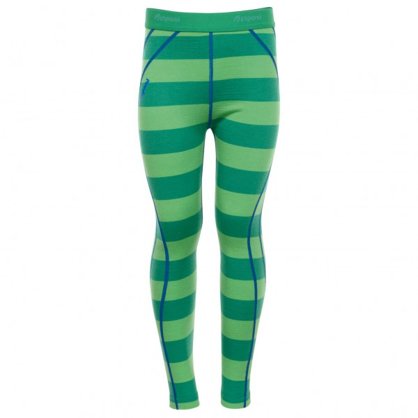 Bergans - Kids Fjellrapp Tights - Sportonderbroek