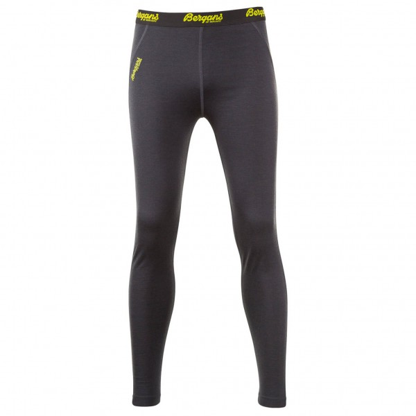 Bergans - Youth Fjellrapp Tights - Baselayer