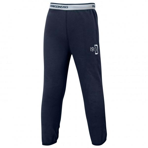 Didriksons - Kids Monte Microfleece Pant - Pantalon polaire