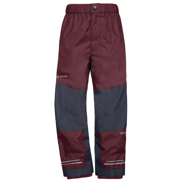 Vaude - Kid's Escape Pants IV - Pantalon hardshell