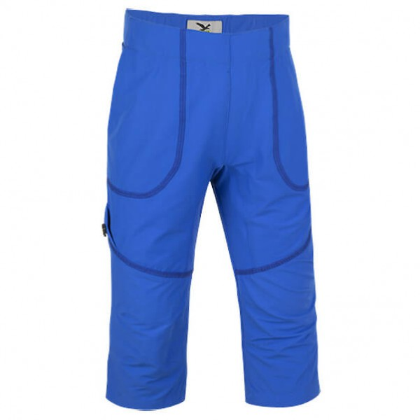 Salewa - Kid's Climb Up Dry K 3/4 Pant - Kiipeilyhousut