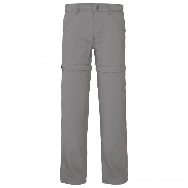 The North Face - Girl's Camp TNF Convertible Pant
